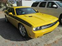 2010 Dodge Challenger R/T Coupe Rear-wheel Drive