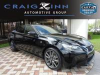 L/Certified 2015 Lexus GS 350 4dr Sdn RWD