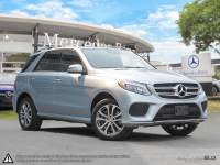 Certified Used 2016 Mercedes-Benz GLE350d 4MATIC SUV