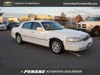 2010 Lincoln Town Car Signature Limited Sedan