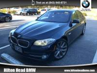 2011 BMW 5 Series 535i * Clean Trade In * Navigation * Back-up Camer Sedan Rear-wheel Drive