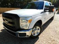 2011 Ford F-350 Super Duty 4x2 XLT 4dr Crew Cab 8 ft. LB SRW Pickup