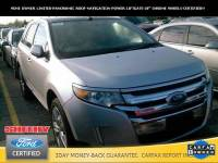 Certified Pre-Owned 2014 Ford Edge Limited SUV V-6 cyl in Ashland, VA