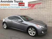 Pre-Owned 2010 Hyundai Genesis Coupe 3.8 Coupe Rear-wheel Drive in Avondale, AZ