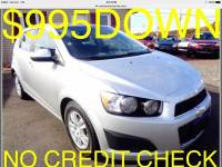 2012 Chevrolet Sonic LT 4dr Hatchback w/2LT