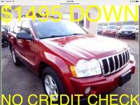 2007 Jeep Grand Cherokee 4x4 Limited 4dr Crossover