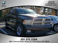 Pre-Owned 2010 DODGE RAM 1500 4WD CREW CAB 140.5 Four Wheel Drive Crew Cab 5.7' Bed