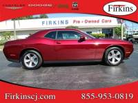 Certified Used 2017 Dodge Challenger SXT Coupe in Bradenton