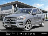 Certified Pre-Owned 2015 Mercedes-Benz ML400 AWD