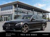Certified Pre-Owned 2015 Mercedes-Benz C400 AWD