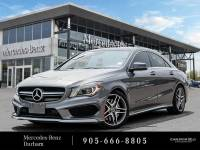 Certified Pre-Owned 2014 Mercedes-Benz CLA45 AMG Coupe
