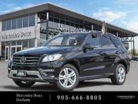 Certified Pre-Owned 2015 Mercedes-Benz ML350 AWD