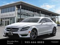 Certified Pre-Owned 2014 Mercedes-Benz CLS63 AMG Coupe