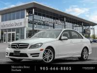 Certified Pre-Owned 2014 Mercedes-Benz C300 AWD