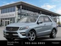 Certified Pre-Owned 2014 Mercedes-Benz ML350 AWD