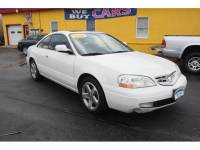 2001 Acura CL 3.2 Type-S 2dr Coupe