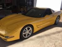 2000 Chevrolet Corvette Base 2dr Coupe