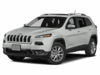 Used 2015 Jeep Cherokee Latitude 4x4 SUV Near Burlington, Vermont