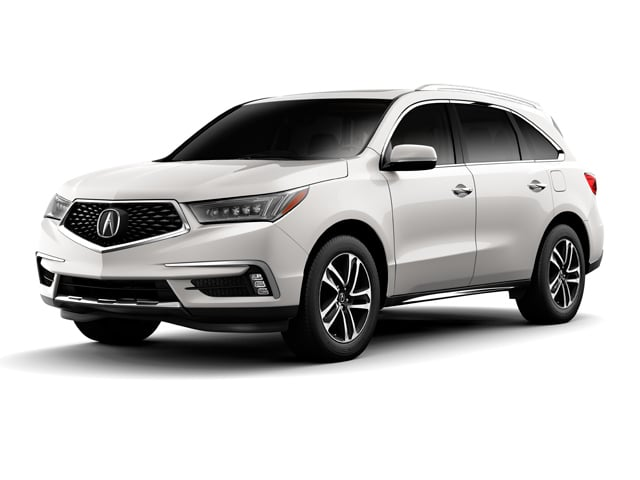 Photo New 2017 Acura MDX SH-AWD with Advance Package in Richmond VA