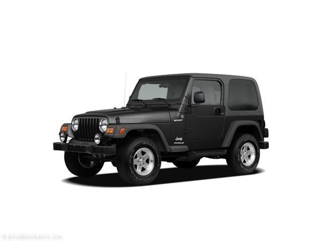 Photo 2005 Jeep Wrangler Sport 2dr SUV in Clearwater