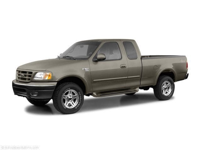 Photo Used 2003 Ford F-150 Lariat for sale in Glen Mills PA