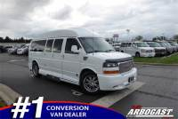 Pre-Owned 2012 GMC Conversion Van Explorer Limited Mobility RWD Mobility