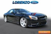 Pre-Owned 2013 Mercedes-Benz SL-Class SL 550 With Navigation
