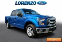 Pre-Owned 2017 Ford F-150 XLT Supercrew RWD Crew Cab Pickup