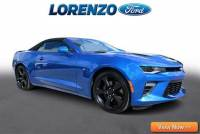 Pre-Owned 2016 Chevrolet Camaro Convertible SS w/2SS RWD Convertible