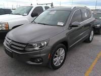 2012 Volkswagen Tiguan SEL 4dr SUV w/ Premium Navigation