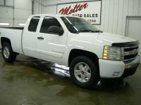 2008 Chevrolet Silverado 1500 4WD LT1 4dr Extended Cab 6.5 ft. SB