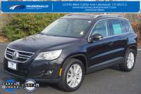 Pre-Owned 2009 Volkswagen Tiguan AWD