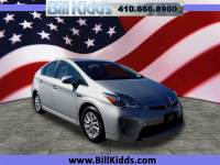 Used 2012 Toyota Prius Plug-in Hatchback Front-wheel Drive in Cockeysville, MD
