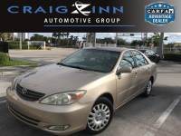 Pre Owned 2003 Toyota Camry 4dr Sdn XLE Auto (Natl)