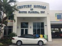 2003 Chrysler Sebring GTC CPO WARRANTY LOW MILES