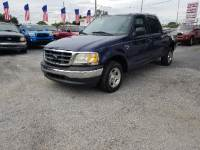 2003 Ford F-150 4dr SuperCrew XLT Rwd Styleside SB
