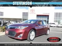 2014 Toyota Avalon 4dr Sdn XLE