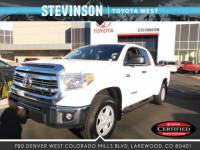 2016 Toyota Tundra 4WD Double Cab Standard Bed 5.7L FFV V8 SR5