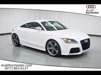 Certified Pre-Owned 2013 Audi TT RS 2.5 quattro AWD