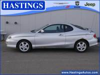 2001 Hyundai Tiburon Base Pkg Coupe