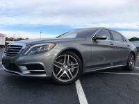 Used 2014 Mercedes-Benz S 550 S550