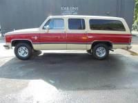 1986 Chevrolet Suburban C20 4dr SUV