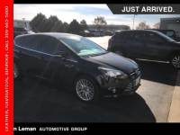 Used 2013 Ford Focus Titanium Hatchback in Bloomington, IL