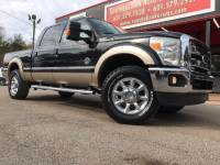 2011 Ford F-250 SD KING RANCH CREW CAB 4WD LEVELED