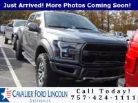 2017 Ford F-150 Raptor CREW CAB SHORT BED TRUCK V6 ECOBOOST W/AUTO S/S