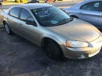 2003 Chrysler Sebring LX 4dr Sedan