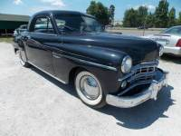 1949 Dodge Wayfair Business Coupe