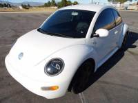 2002 Volkswagen New Beetle GL 2dr Coupe