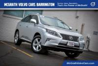 2013 LEXUS RX 350 SUV for sale in Barrington, IL