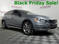 Pre-Owned 2017 Volvo V60 Cross Country T5 Wagon For Sale | West Palm Beach FL